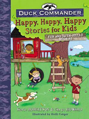 Picture of Duck Commander Happy, Happy, Happy Stories for Kids