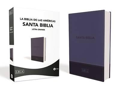 Picture of La Biblia de Las Americas - Letra Grande Tamano Manual