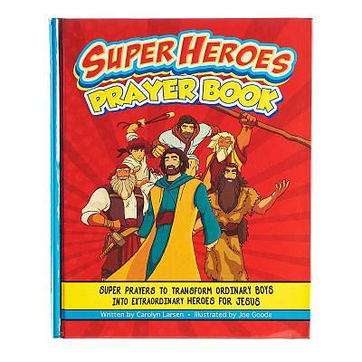Picture of Super Heroes Prayer Book