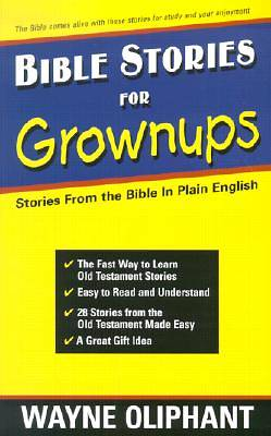 Bible Stories for Grownups
