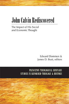 John Calvin Rediscovered