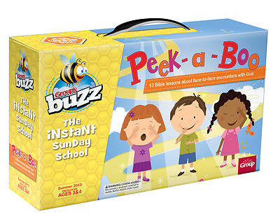 Groups Buzz Peek-a-Boo Preschool Kit: Summer 2013