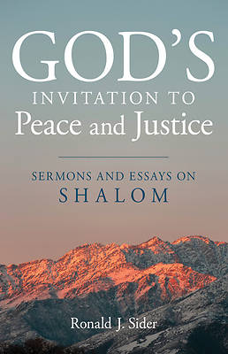 Picture of God's Invitation to Peace and Justice