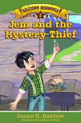 Picture of Jem and the Mystery Thief