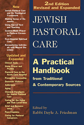 Jewish Pastoral Care, 2nd Edition