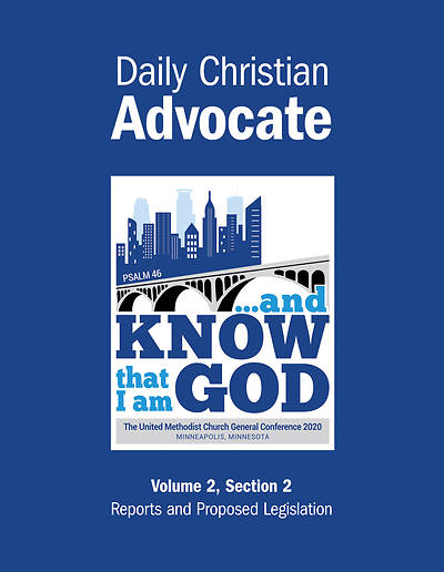 Picture of 2020 Advance Daily Christian Advocate Volume 2, Section 2
