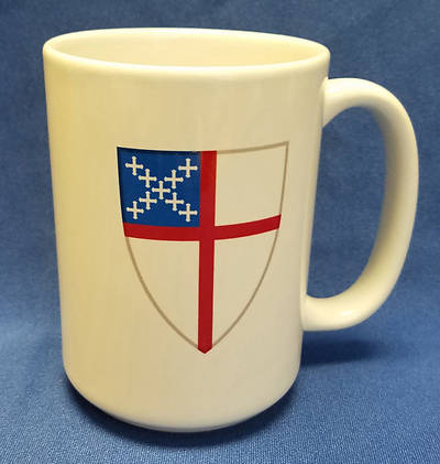Picture of Coffee Mug with Episcopal Shield
