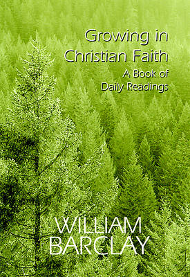 Picture of Growing In Christian Faith