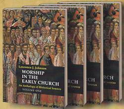 Worship in the Early Church Four-Volume Set