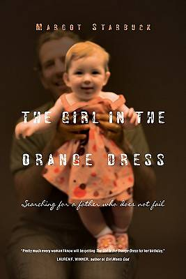 Picture of The Girl in the Orange Dress