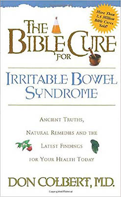 Picture of The Bible Cure for Irrritable Bowel Syndrome