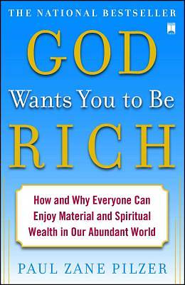 Picture of God Wants You to Be Rich