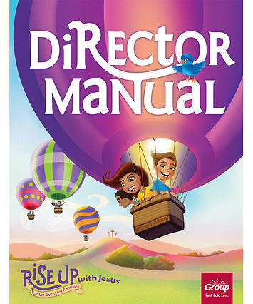 Picture of Additional Rise Up With Jesus Director Guide