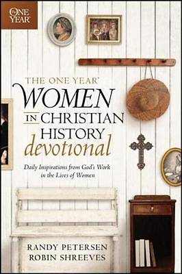 The One Year Women in Christian History Devotional [ePub Ebook]