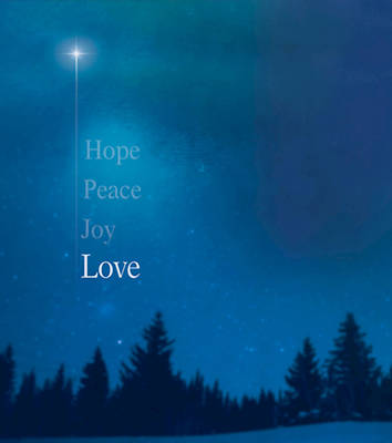 Picture of Love Star Advent Bulletin, Large (Pkg of 50)