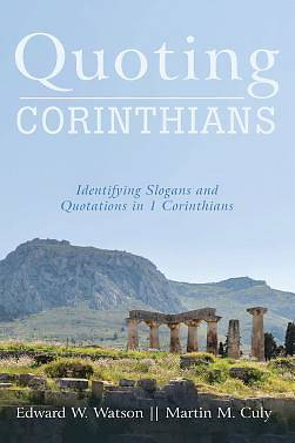 Picture of Quoting Corinthians