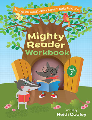 Picture of Second Grade Mighty Reader Workbook
