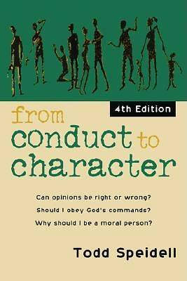 From Conduct to Character