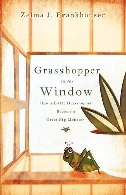 Grasshopper in the Window