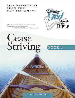 Picture of Cease Striving Book 1