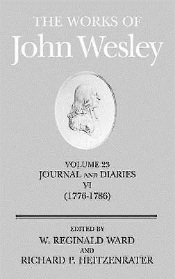 The Works of John Wesley Volume 23