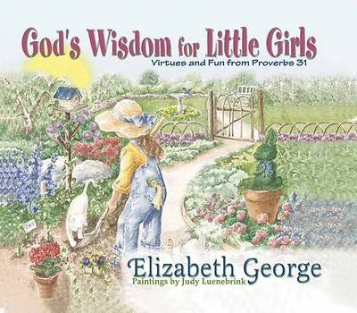 Picture of God's Wisdom for Little Girls