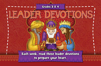 Picture of Buzz Grades 3-4 Paradox Leader Devotions Winter 2020-2021