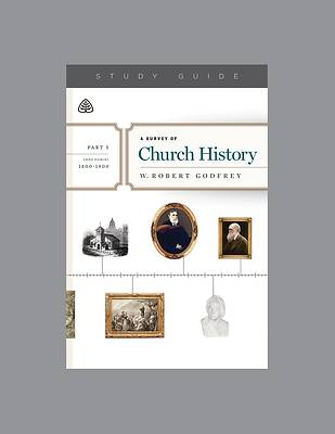 Picture of A Survey of Church History, Part 5 A.D. 1800-1900