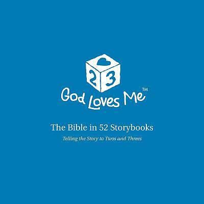 Picture of God Loves Me Storybooks