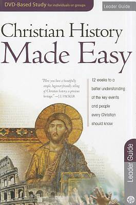 Christian History Made Easy Leader Guide [ePub Ebook]