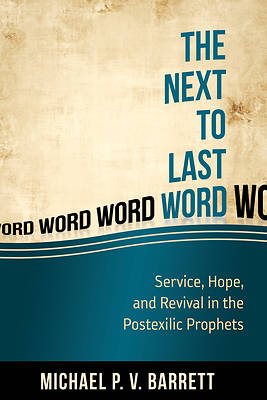 Picture of The Next to the Last Word