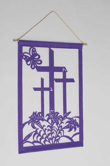Easter Liturgical Wall Hanging Kit
