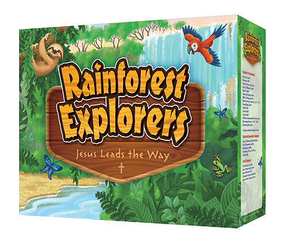 Picture of Vacation Bible School VBS 2021 Rainforest Explorers Starter Kit