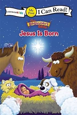 Picture of The Beginner's Bible Jesus Is Born