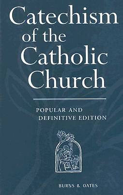 Picture of Catechism of the Catholic Church, Popular and Definitive Edition