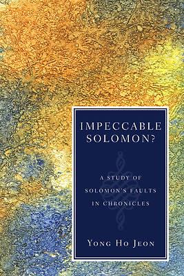 Picture of Impeccable Solomon?