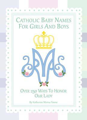Picture of Catholic Baby Names for Girls and Boys