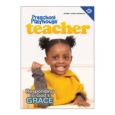 Picture of UMI Preschool Playhouse Teacher Guide Fall 2019