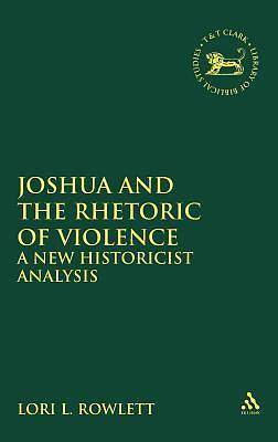 Picture of Joshua and the Rhetoric of Violence