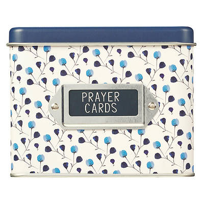 Picture of Prayer Cards in Tin Prayer for Moms Heart