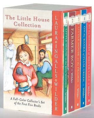 Picture of The Little House Collection Box Set (5 Volumes)