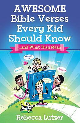 Awesome Bible Verses Every Kid Should Know [ePub Ebook]