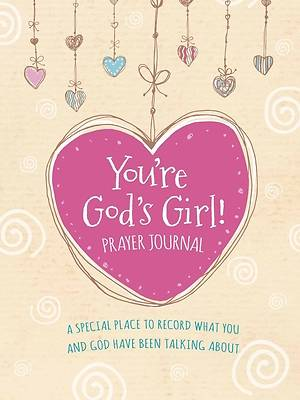 Picture of You're God's Girl! Prayer Journal