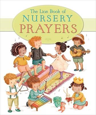Picture of The Lion Book of Nursery Prayers