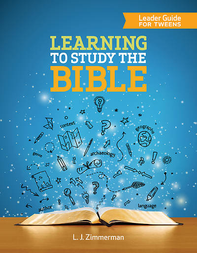 Picture of Learning to Study the Bible Leader Guide