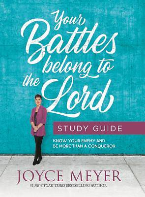 Picture of Your Battles Belong to the Lord Study Guide