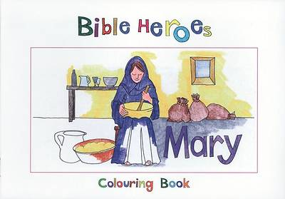 Picture of Bible Heroes Mary