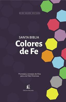 Picture of Santa Biblia Rvr77 - Colores de Fe