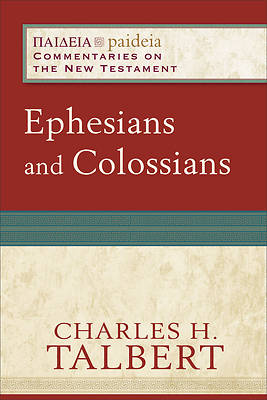 Ephesians and Colossians [ePub Ebook]