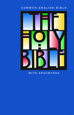 CEB Common English Bible - Bible with Apocrypha